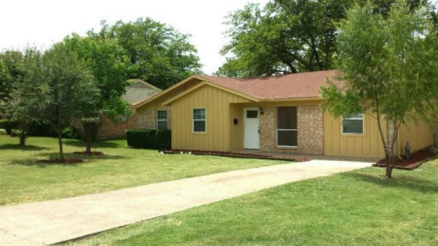 Rental Homes for Rent, ListingId:34427355, location: 527 Dawson Drive Duncanville 75116