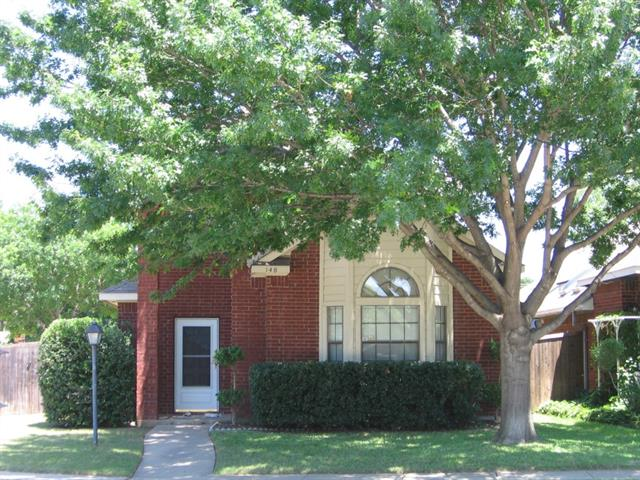 Rental Homes for Rent, ListingId:34670268, location: 148 Summer Place Drive Coppell 75019