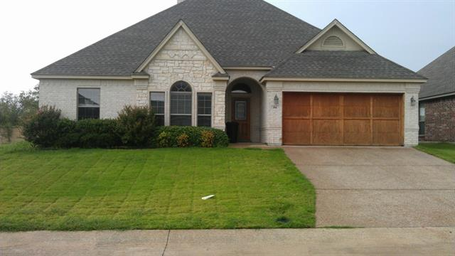 Rental Homes for Rent, ListingId:34307947, location: 394 Spyglass Drive Willow Park 76008
