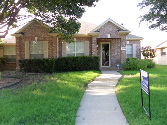 Rental Homes for Rent, ListingId:34330732, location: 10310 Ambergate Lane Frisco 75035