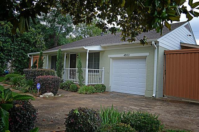 Rental Homes for Rent, ListingId:34321217, location: 4802 W Mockingbird Lane Dallas 75209