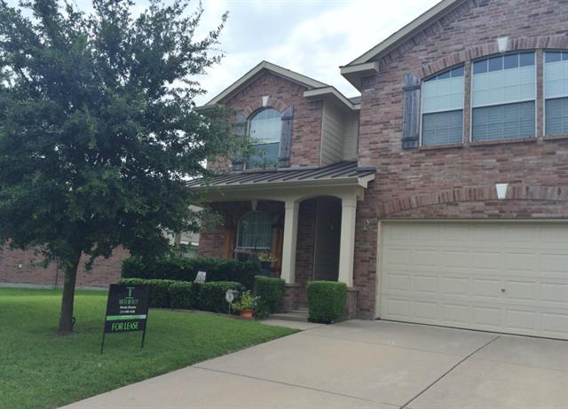 Rental Homes for Rent, ListingId:34331963, location: 3207 Fluvia Grand Prairie 75054