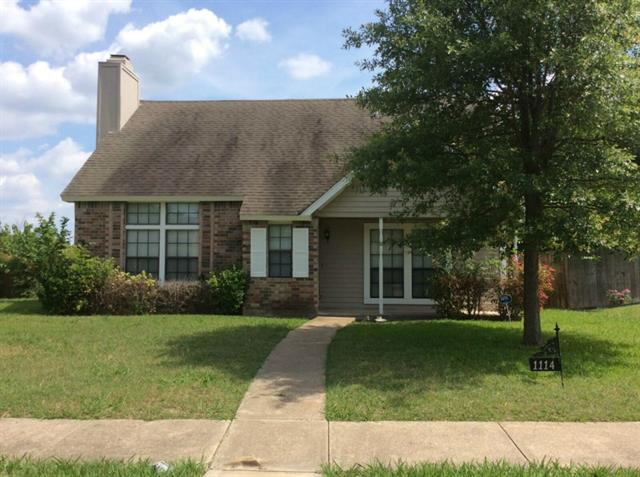Rental Homes for Rent, ListingId:34355831, location: 1114 Greenbriar Lancaster 75146