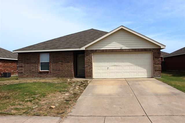 Rental Homes for Rent, ListingId:34363945, location: 135 Ringneck Drive Sanger 76266