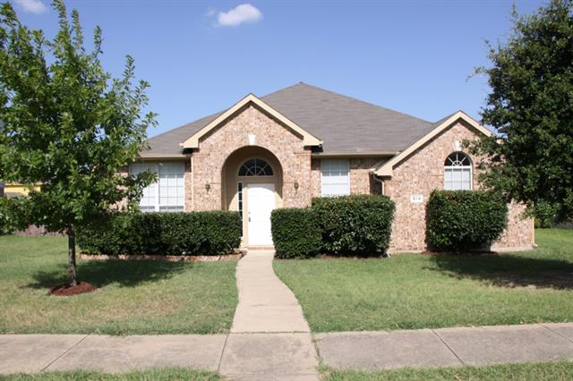 Rental Homes for Rent, ListingId:34410908, location: 314 Sweetgum Drive Cedar Hill 75104