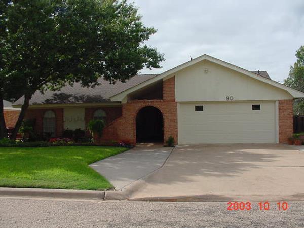 Rental Homes for Rent, ListingId:34395877, location: 80 Shepherds Cove Abilene 79605