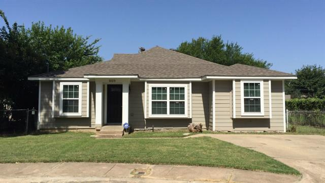 Rental Homes for Rent, ListingId:34464693, location: 1025 English Street Irving 75061