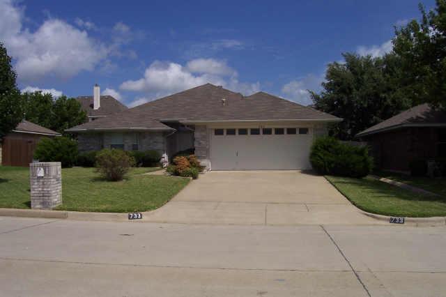 Rental Homes for Rent, ListingId:34411135, location: 733 Windridge Lane Burleson 76028