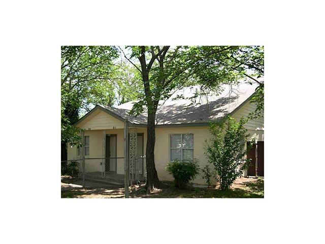 Rental Homes for Rent, ListingId:34410980, location: 3848 Mount Ranier Street Dallas 75211