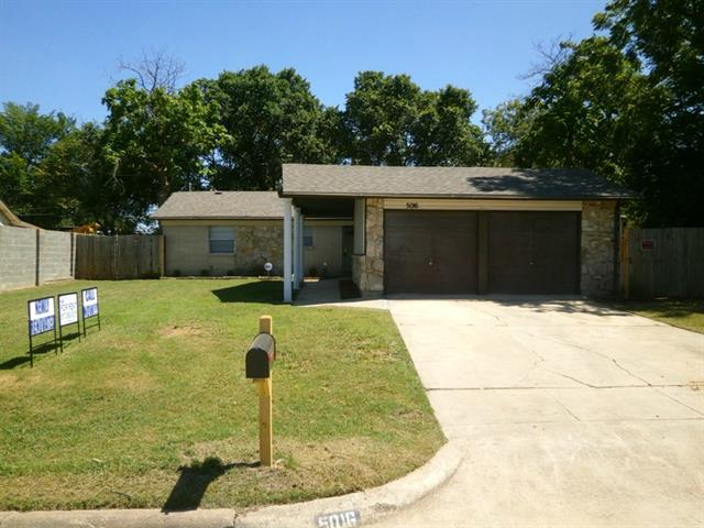 Rental Homes for Rent, ListingId:34465156, location: 5016 Queen Ann Drive Forest Hill 76119