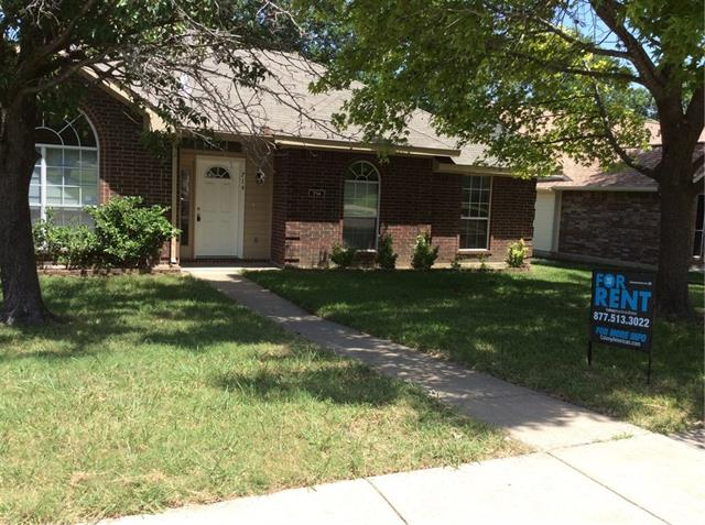 Rental Homes for Rent, ListingId:34426936, location: 714 Oakbrook Lane Seagoville 75159