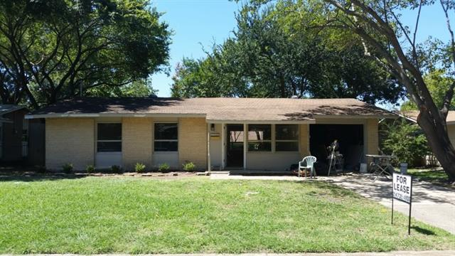 Rental Homes for Rent, ListingId:34427186, location: 819 Loganwood Avenue Richardson 75080