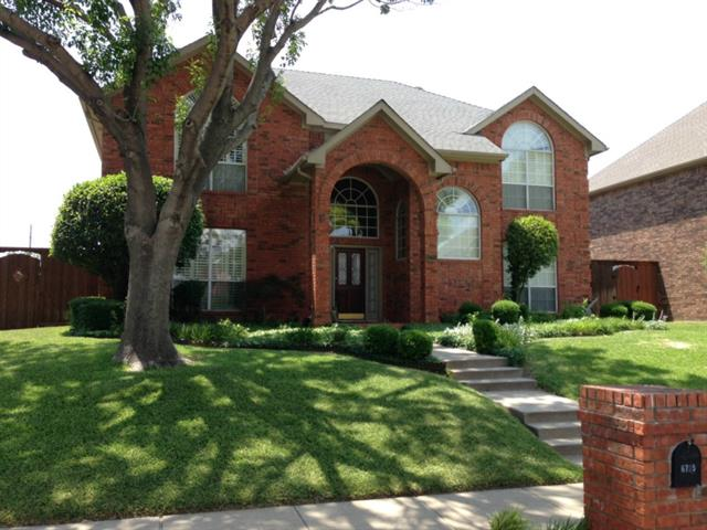 Rental Homes for Rent, ListingId:34484991, location: 6725 Grant Lane Plano 75024
