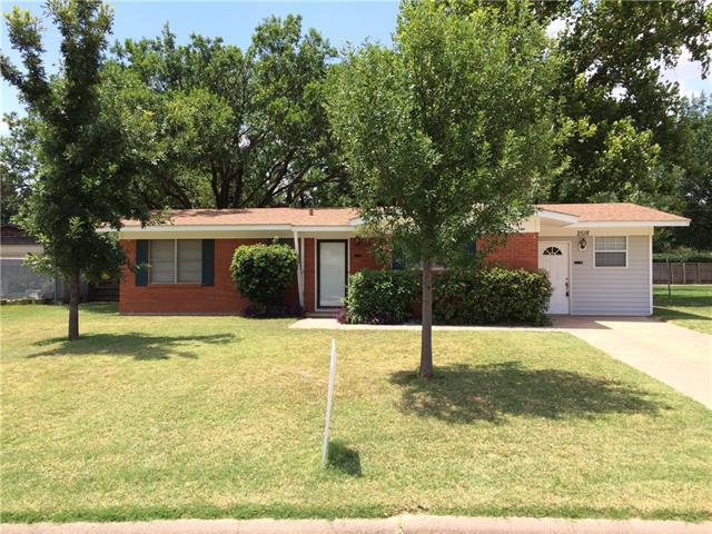 Rental Homes for Rent, ListingId:34439933, location: 2518 Rountree Drive Abilene 79601