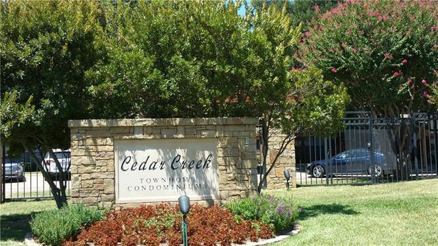 Rental Homes for Rent, ListingId:34448970, location: 5672 Cedar Creek Drive Benbrook 76109