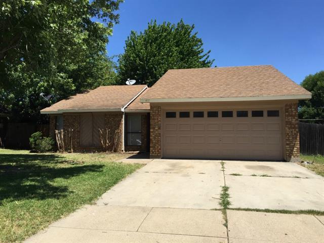 Rental Homes for Rent, ListingId:34465336, location: 411 Revolution Lane Arlington 76002
