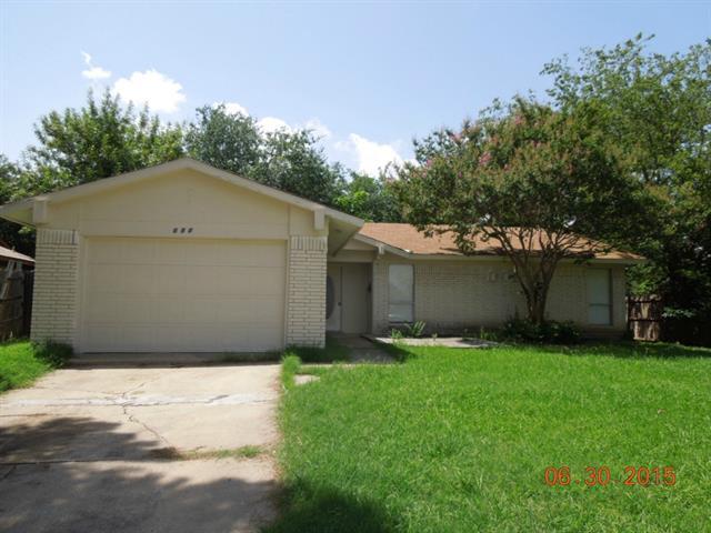 Rental Homes for Rent, ListingId:34468773, location: 505 Oxford Park Garland 75043