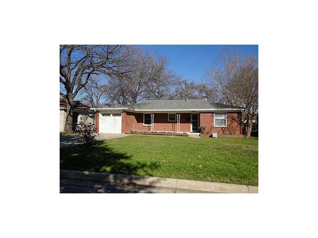 Rental Homes for Rent, ListingId:34580212, location: 5636 Durham Avenue Ft Worth 76114