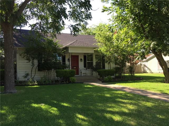 Rental Homes for Rent, ListingId:34477423, location: 612 N Gibson Street Waxahachie 75165