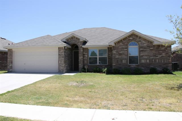 Rental Homes for Rent, ListingId:34485090, location: 916 Mesa Vista Drive Crowley 76036