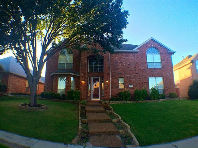 Rental Homes for Rent, ListingId:34484968, location: 3809 Sagewood Court Plano 75025