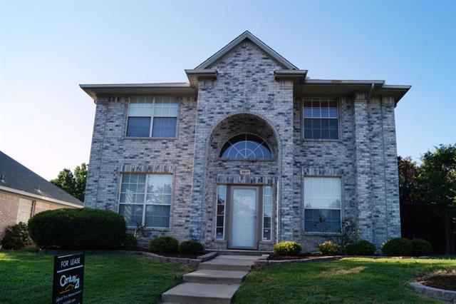 Rental Homes for Rent, ListingId:34477543, location: 3817 Rolling Hills Drive Plano 75025