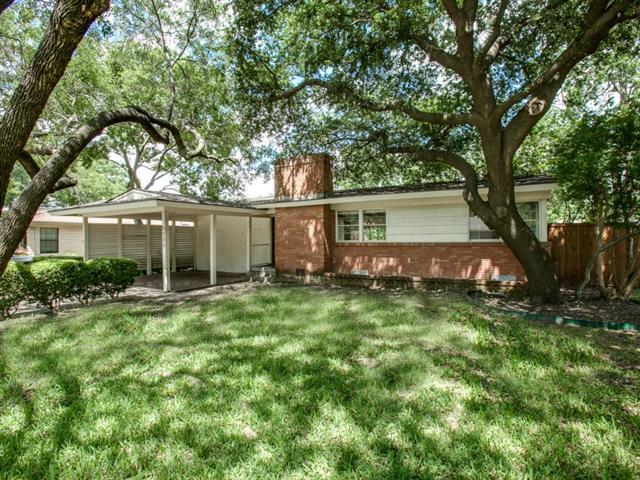 Rental Homes for Rent, ListingId:34505759, location: 9832 Mercer Drive Dallas 75228