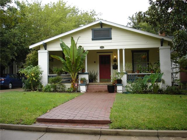 Rental Homes for Rent, ListingId:34756759, location: 1612 Fairmount Avenue Ft Worth 76104