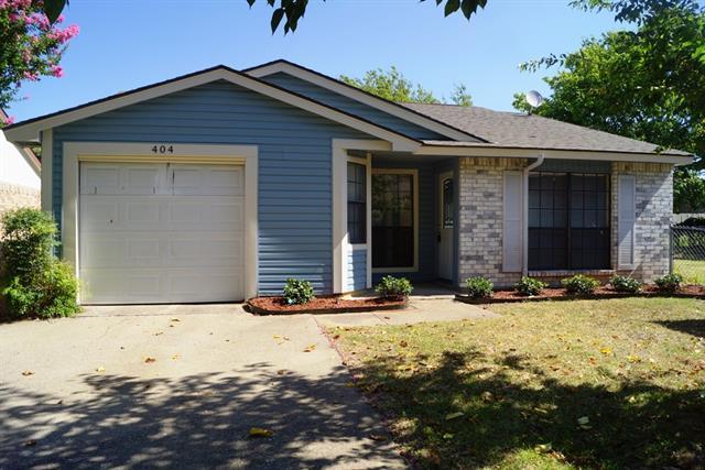 Rental Homes for Rent, ListingId:34505561, location: 404 Jones Cedar Hill 75104