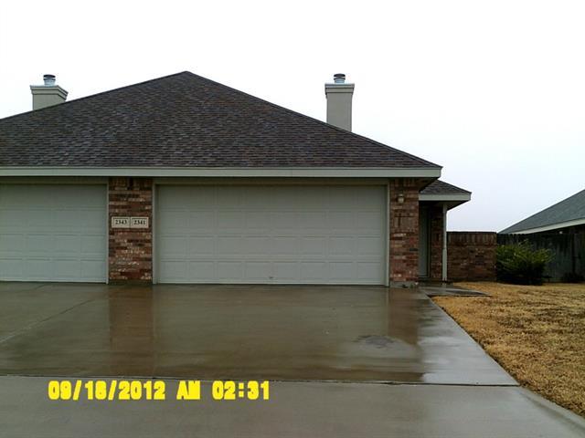 Rental Homes for Rent, ListingId:34517289, location: 2409 Independence Boulevard Abilene 79601