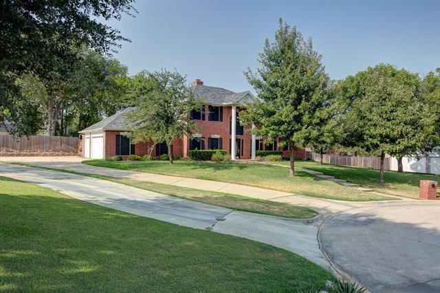 Rental Homes for Rent, ListingId:34516983, location: 101 Belmont Place Circle Southlake 76092