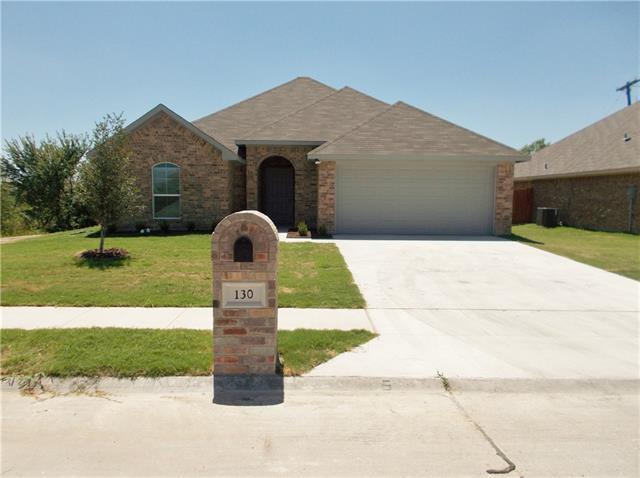 Rental Homes for Rent, ListingId:34537701, location: 130 Owen Way Waxahachie 75165