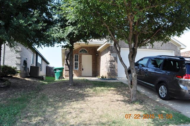 Rental Homes for Rent, ListingId:34547104, location: 1011 Cruise Street Denton 76207