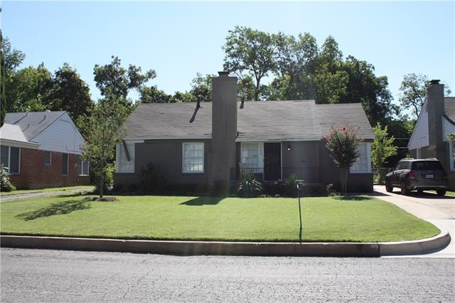 Rental Homes for Rent, ListingId:34546741, location: 3605 Stadium Drive Ft Worth 76109