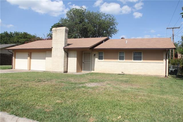 Rental Homes for Rent, ListingId:34547195, location: 612 S Kate Street White Settlement 76108