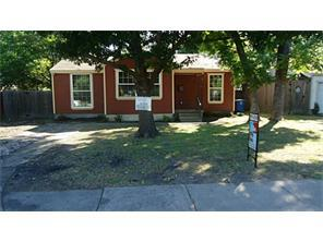 Rental Homes for Rent, ListingId:34547000, location: 1322 Easton Road Dallas 75218