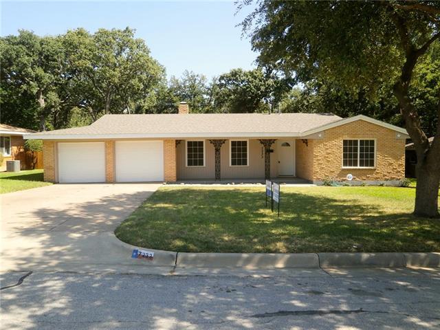 Rental Homes for Rent, ListingId:34578926, location: 7233 Jewell Avenue Ft Worth 76112