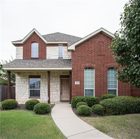 Rental Homes for Rent, ListingId:34566782, location: 1619 Balboa Lane Allen 75002