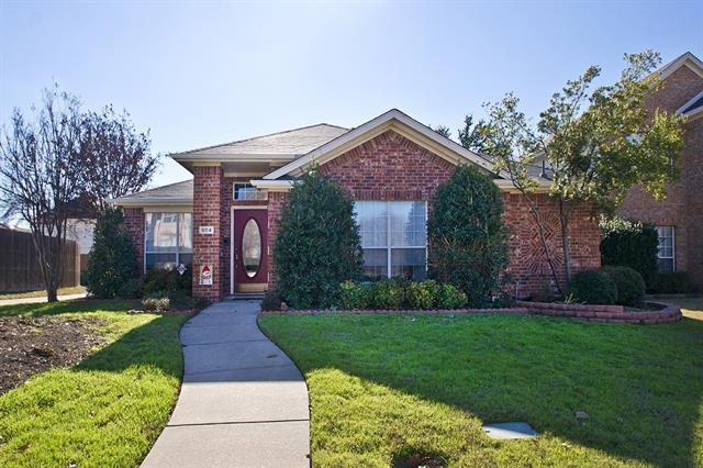 Rental Homes for Rent, ListingId:34592558, location: 904 Whitman Circle Allen 75002