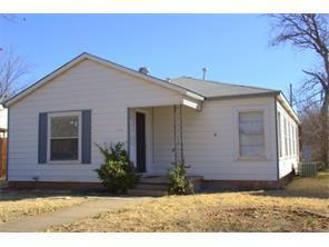 Rental Homes for Rent, ListingId:34592303, location: 1357 Orange Street Abilene 79601