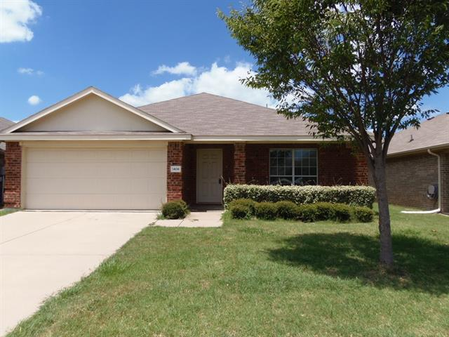 Rental Homes for Rent, ListingId:34593176, location: 1406 Reiger Drive Greenville 75402