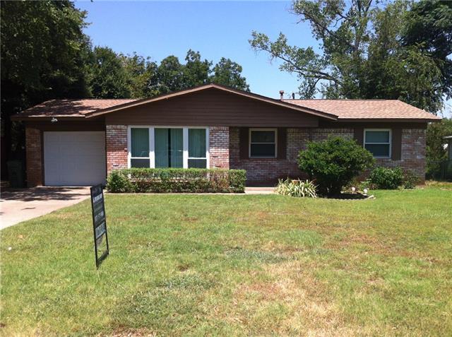 Rental Homes for Rent, ListingId:34691149, location: 2007 Ravinia Drive Arlington 76012