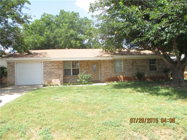 Rental Homes for Rent, ListingId:34609269, location: 5342 Burbank Drive Abilene 79605