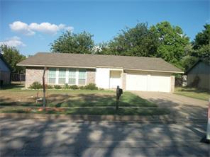 Rental Homes for Rent, ListingId:34608976, location: 2617 S Center Street Arlington 76014