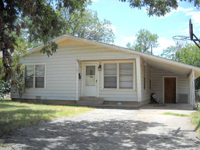Rental Homes for Rent, ListingId:34609245, location: 733 E North 12th Street Abilene 79601