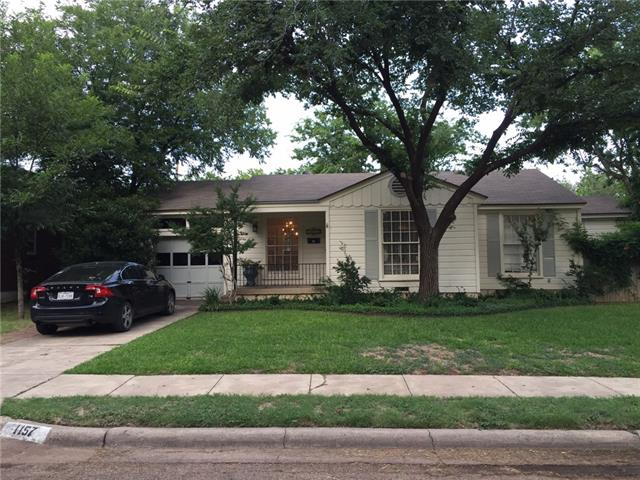Rental Homes for Rent, ListingId:34617055, location: 1157 Santos Street Abilene 79605