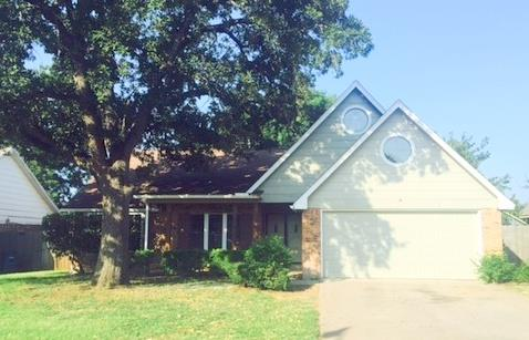 Rental Homes for Rent, ListingId:34634960, location: 3219 Cliffview Drive Corinth 76210