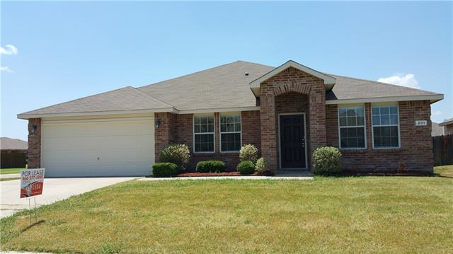 Rental Homes for Rent, ListingId:34653908, location: 201 Rambling Way Forney 75126