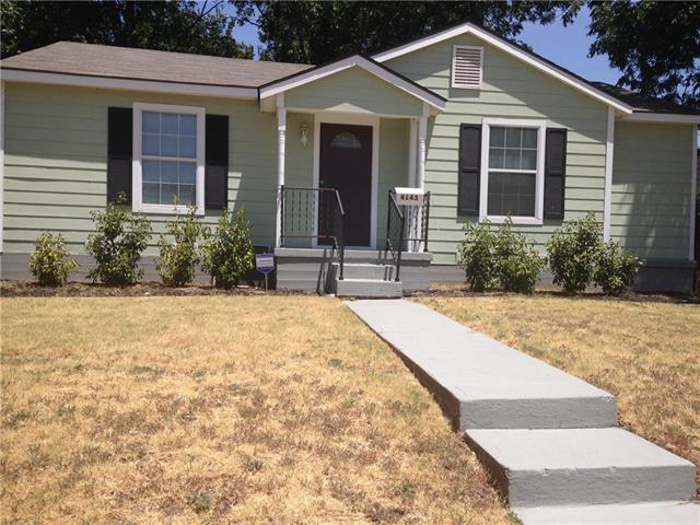 Rental Homes for Rent, ListingId:34768951, location: 4143 Glenhaven Boulevard Dallas 75211