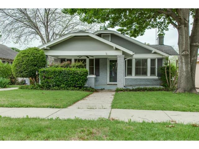 Rental Homes for Rent, ListingId:34653977, location: 4829 Pershing Avenue Ft Worth 76107